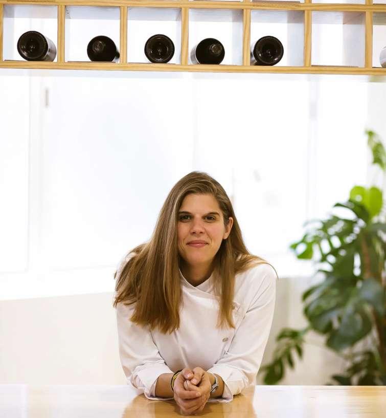 Chef Ana Viçoso