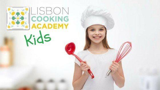Workshops e aulas de cozinha para criancas Lisbon Cooking academy