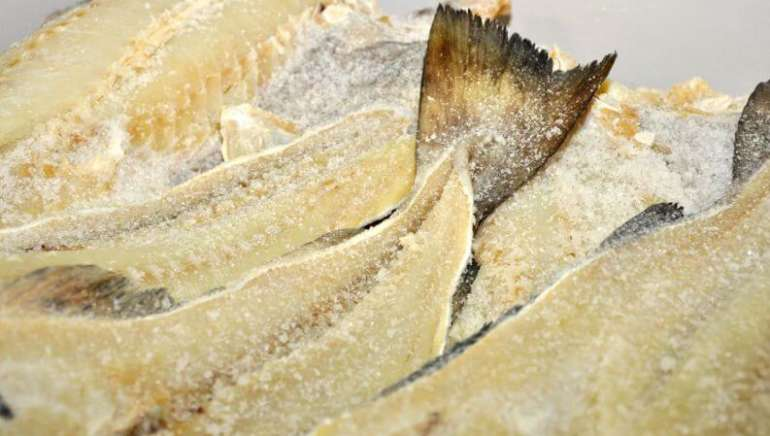 Salted codfish, the Portuguese faithful friend. What you know about it?
