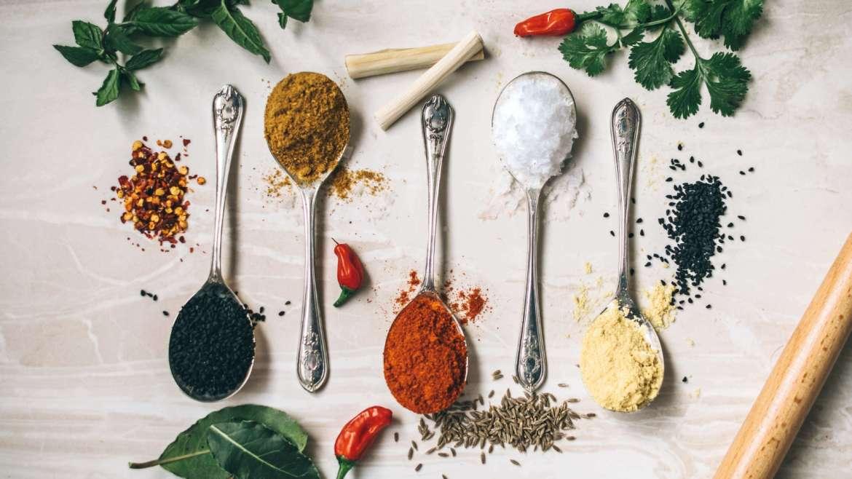 Cozinhar com Especiarias