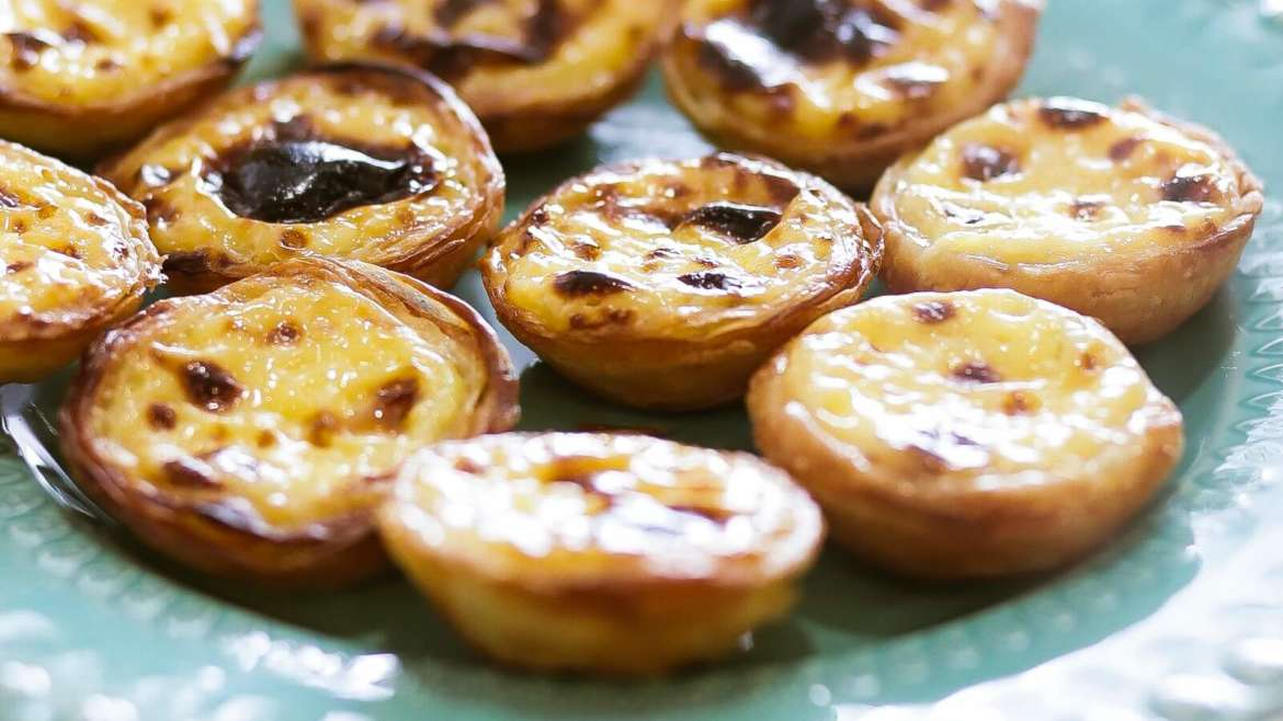 Pastel de Nata. From posh to hippie