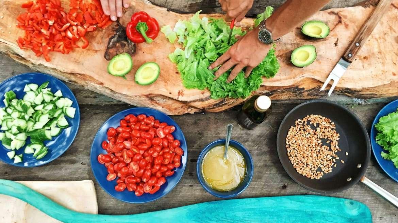 Pratos Vegetarianos na Quarentena